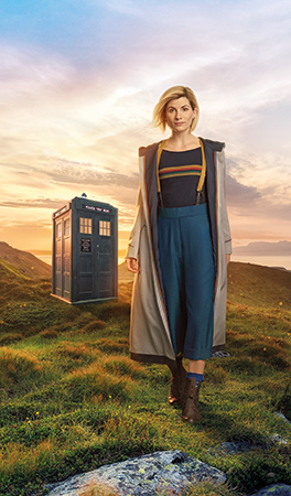 Doctor Who Season 11 Costume Reveal