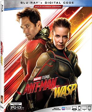 Ant-Man & The Wasp