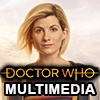 Comic-Con Doctor Who Multimedia