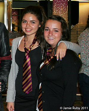 Gryffindor Students