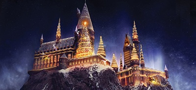 The Wizarding World of Harry Potter, Orlando, Florida