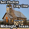 Midnight, Texas Set Photos - Day One