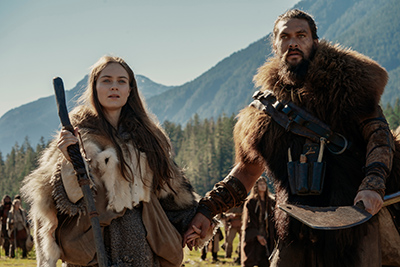 Hera Hilmar and Jason Momoa