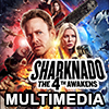 Sharknado The 4th Awakens Multimedia