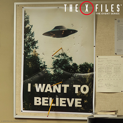 The X-Files The Event Series