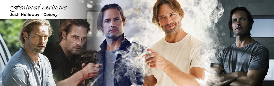 Exclusive: Josh Holloway Talks Colony and What's Next in Season 2