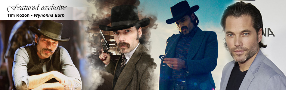 Exclusive: Tim Rozon Talks Season 4 of Wynonna Earp