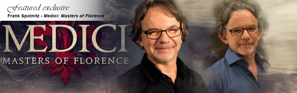Exclusive: Frank Spotnitz Talks Medici: Masters of Florence, Premiering Today on Netflix