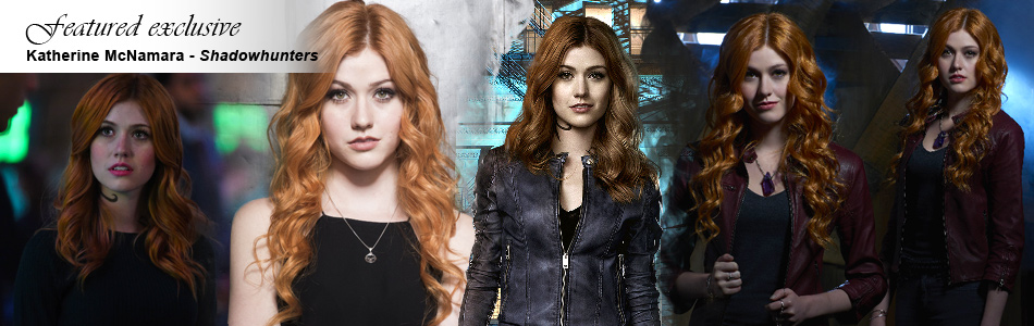 Exclusive: Katherine McNamara Talks Clace and Team Dark