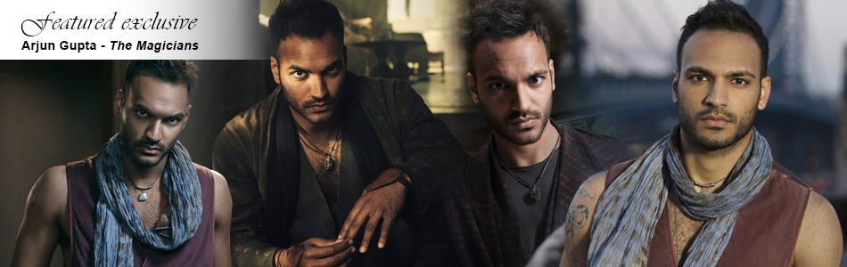 Exclusive: Arjun Gupta Season Two Interview Part Two