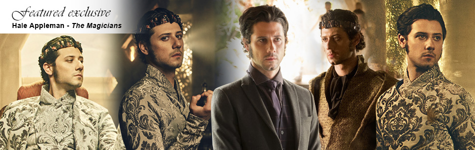 Exclusive: Hale Appleman on Spiritual Animals, Becoming Eliot, & More
