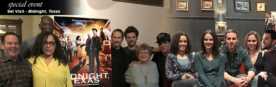 Spotlight: Midnight Texas Set Visit + Exclusive Photos