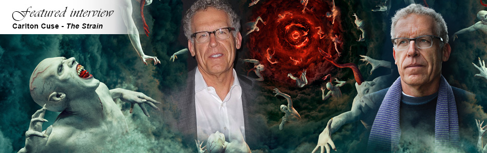 Carlton Cuse Teases Last Season of The Strain