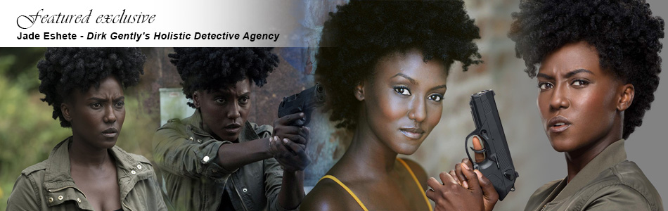 Exclusive: Jade Eshete Talks Season Two of Dirk Gently's Holistic Detective Agency