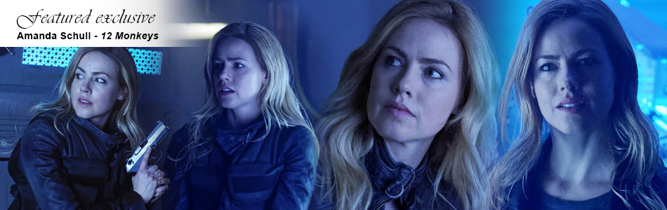Exclusive: Amanda Schull Talks 12 Monkeys and Cassie's Journey