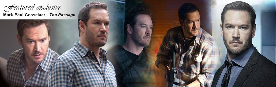 Exclusive: Mark-Paul Gosselaar Talks The Passage, Premiering Tonight on FOX