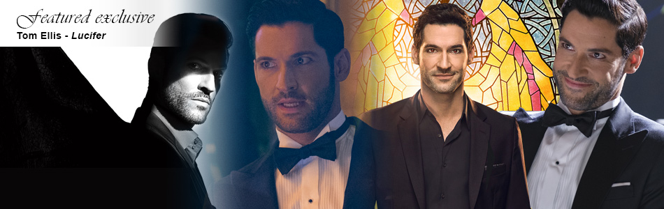 Exclusive: Tom Ellis Talks Season Four of Lucifer and What Fans Can Expect