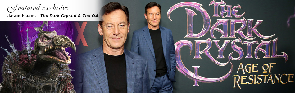 Exclusive: Jason Isaacs Talks The Dark Crystal: Age of Resistance and His Love for The OA