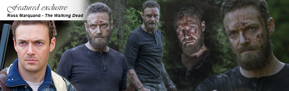 Exclusive: Ross Marquand on Tonight's Episode of The Walking Dead,