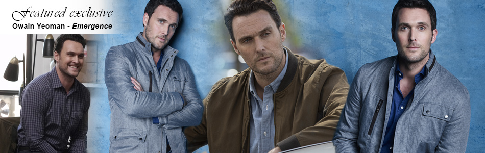 Exclusive: Owain Yeoman on Emergence: What is Benny Hiding?
