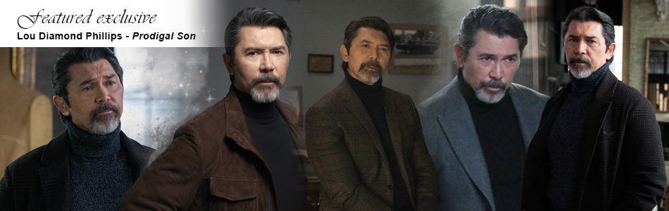 Exclusive: Lou Diamond Phillips Talks Prodigal Son & Teases Gil/Jessica