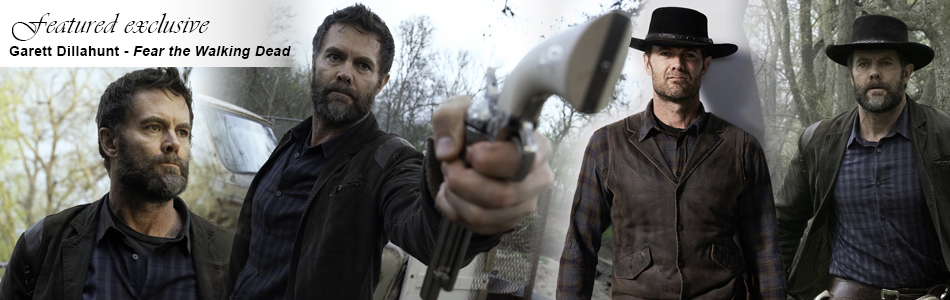 Exclusive Interview: Garret Dillahunt Talks Tonight's Game-Changing Fear the Walking Dead